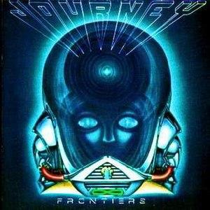 Frontiers (Journey album) - Image: Jfrontiers