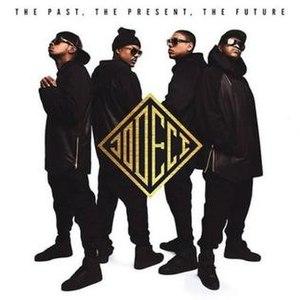 The Past, The Present, The Future (Jodeci album) - Image: Jodeci The Past The Present The Future