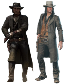 John Marston - Red Dead Redemption & Red Dead Redemption 2.png
