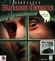 John Saul's Blackstone Chronicles: An Adventure In Terror