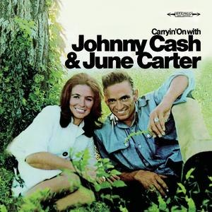Carryin' On with Johnny Cash and June Carter - Image: Johnny Cash June Carter Carryin On