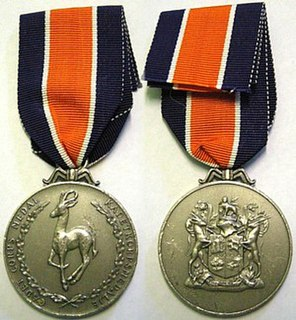 Cadet Corps Medal