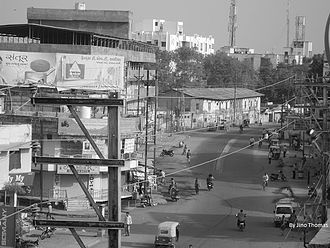 Kalol, Gandhinagar - Image: Kalol City