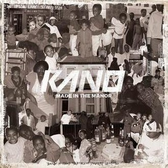 Made in the Manor - Image: Kano Made in the Manor cover