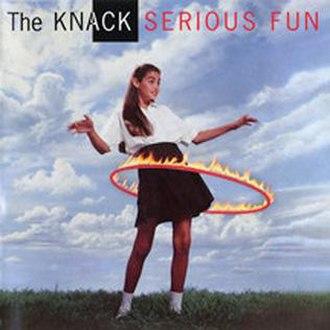 Serious Fun (The Knack album) - Image: Knack Serious Fun