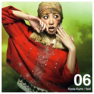 Feel (Kumi Koda song) - Image: Kodakumi 06 feel 01