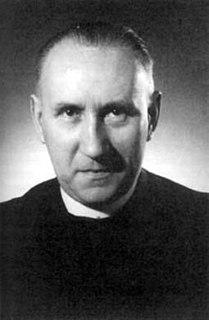 Krunoslav Draganović Croatian Roman Catholic priest