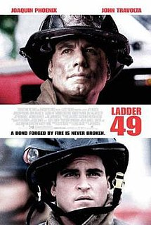 <i>Ladder 49</i> 2004 film by Jay Russell