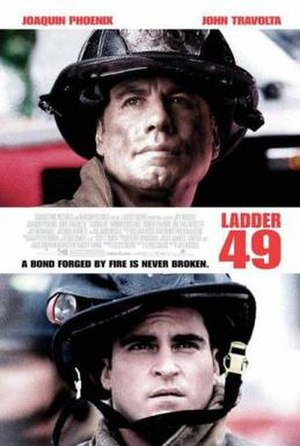 Ladder 49 - Theatrical release poster