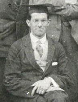Mowbray House - Lancelot Bavin as headmaster.
