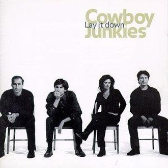 Lay It Down (Cowboy Junkies album) - Image: Lay It Down (Cowboy Junkies album)