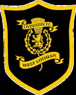 Livingston F.C. Scottish association football club based in Livingston