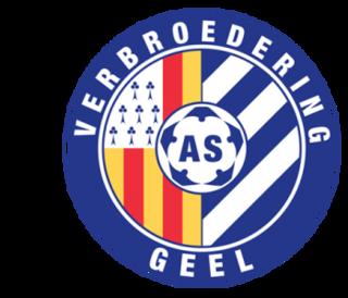 A.S. Verbroedering Geel Belgian football club