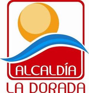La Dorada, Caldas - Image: Logo of La Dorada, Caldas