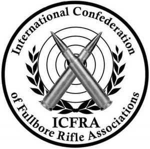International Confederation of Fullbore Rifle Associations - Image: Logo of the International Confederation of Fullbore Rifle Associations