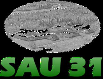 School Administrative Unit 31 - Image: Logosau 31