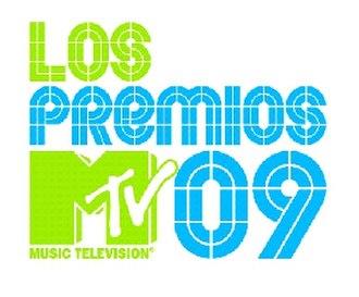 Los Premios MTV Latinoamérica 2009 - Image: Lospremiosmtv 09