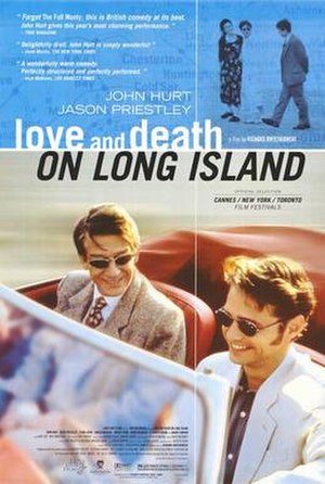 Love and Death on Long Island - Image: Love and death on long island