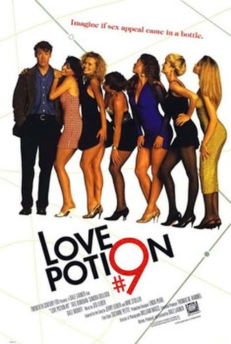 Love Potion No. 9 (film) - Theatrical release poster