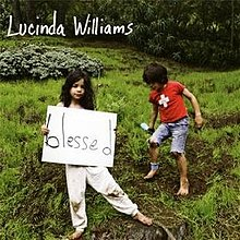 Lucinda Williams Blessed front.jpg