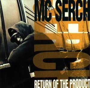 Return of the Product - Image: MC Serch Return of the Product cover