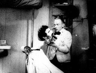 <i>Mysteries of a Barbershop</i> 1923 film