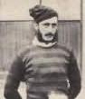 Francis Marindin - Marindin pictured during his time with the Royal Engineers football team