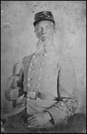 Battle of Athens (1861) - Defeated commander Martin E. Green.
