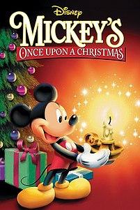 <i>Mickeys Once Upon a Christmas</i> 1999 animated Disney film
