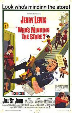 Who's Minding the Store? - Image: Mindingstore