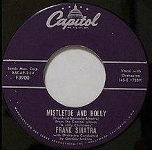 Mistletoe And Holly Wikipedia