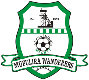 Mufulira Wanderers F.C. - Image: Mufulira Wanderers (logo)