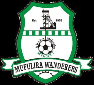 Mufulira Wanderers F.C. Zambian football club