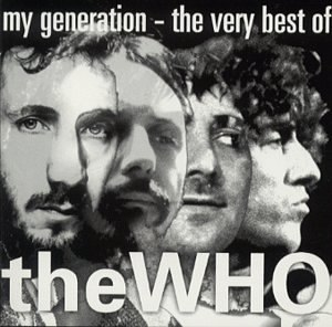 My Generation: The Very Best of The Who - Image: Mygenerationbestof