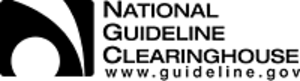 National Guideline Clearinghouse - Image: National Guideline Clearinghouse Logo
