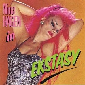 Nina Hagen in Ekstasy