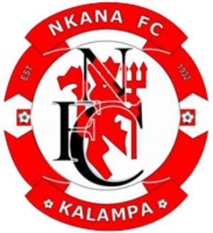 Nkana F.C. - Image: Nkana Fclogo