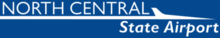 North Central State Airport logo.png