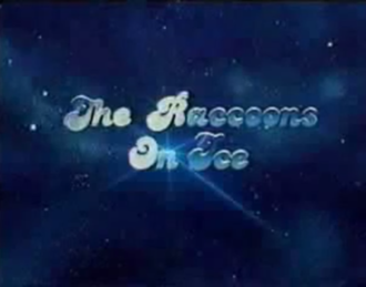 The Raccoons on Ice - title card