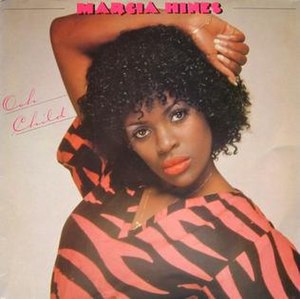 Ooh Child (album) - Image: Ooh Child by Marcia Hines (LP) 2