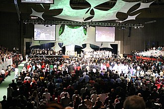 General Conference (United Methodist Church) - Opening Worship at 2008 General Conference