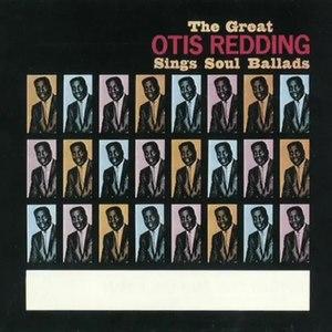 The Great Otis Redding Sings Soul Ballads - Image: Otisreddingsoulballa ds