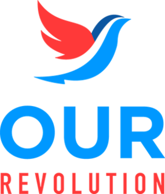 Our Revolution - Image: Our Revolution logo