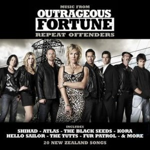 Outrageous Fortune discography - Image: Outrageous Fortune Repeat Offenders