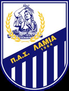 PAS Lamia 1964 Greek football club