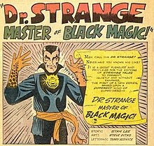 Doctor Strange - Wikipedia