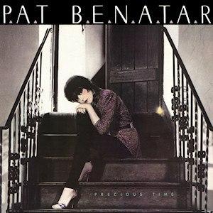 Precious Time (album) - Image: Pat Benatar Precious Time