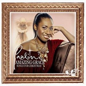 Amazing Grace: Songs for Christmas - Image: Paulini Amazing Grace