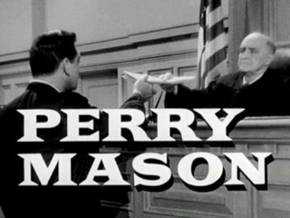 <i>Perry Mason</i> (TV series) American dramatized court show