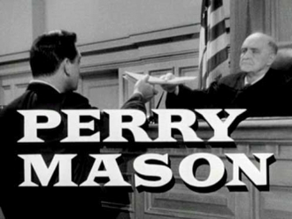 Perry Mason (TV series) - Title screen